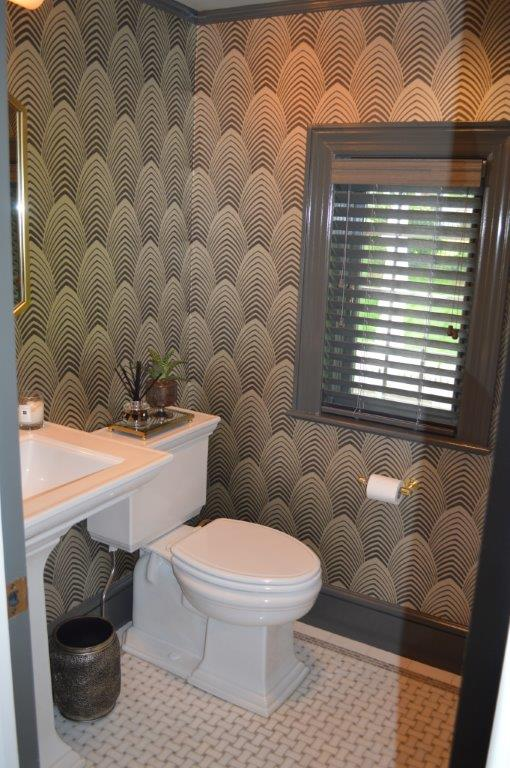 NEW POWDER ROOM PROJECT
