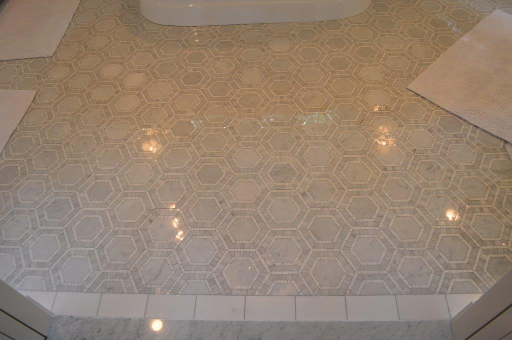 NEW MASTER BATHROOM PROJECT