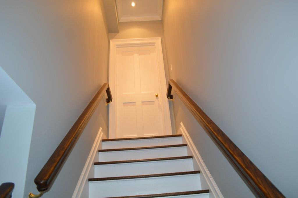 New Basement Staircase