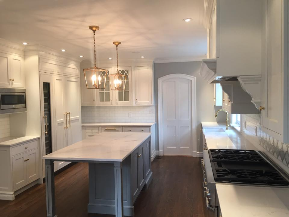 Bronxville Kitchen Project