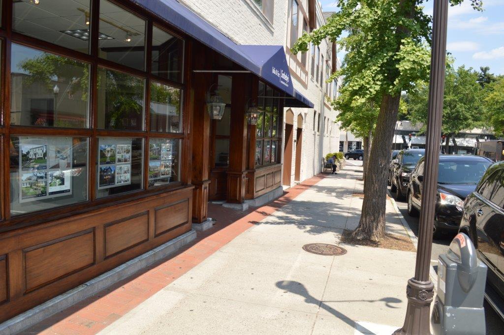Bronxville Exterior Storefront Restoration