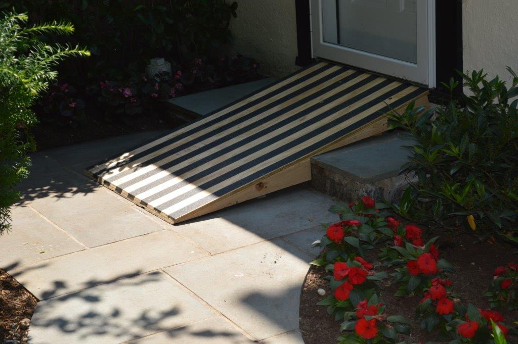"Handicap Dog Ramp ""After"" 4"