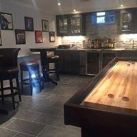 Finished Basement Game Room